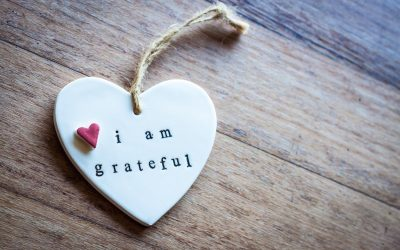 Feeling Grateful for a Home-Based Business